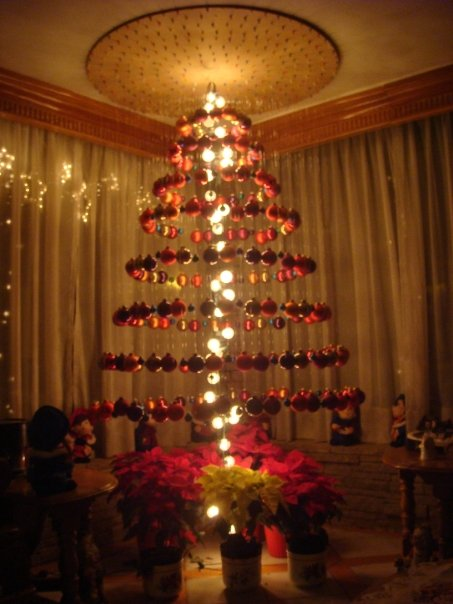Rbol de navidad ki - Arbol de navidad diseno ...